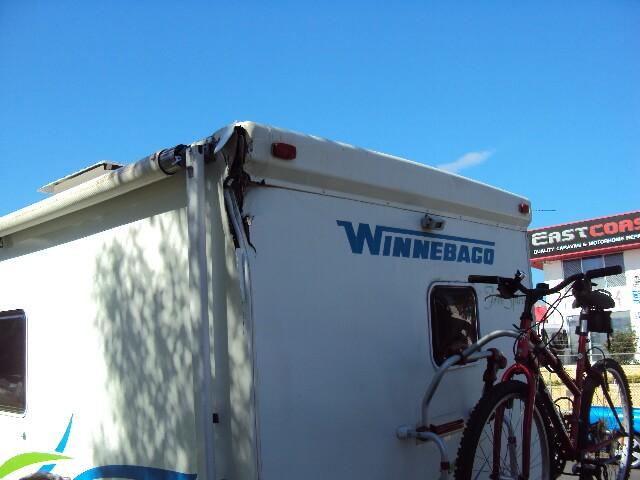 Job 4 - Winnebago Rear End Impact